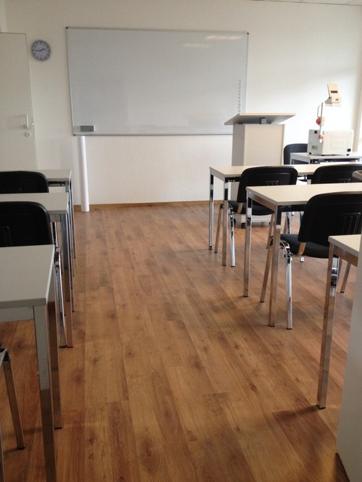 Classroom at Mode Design College